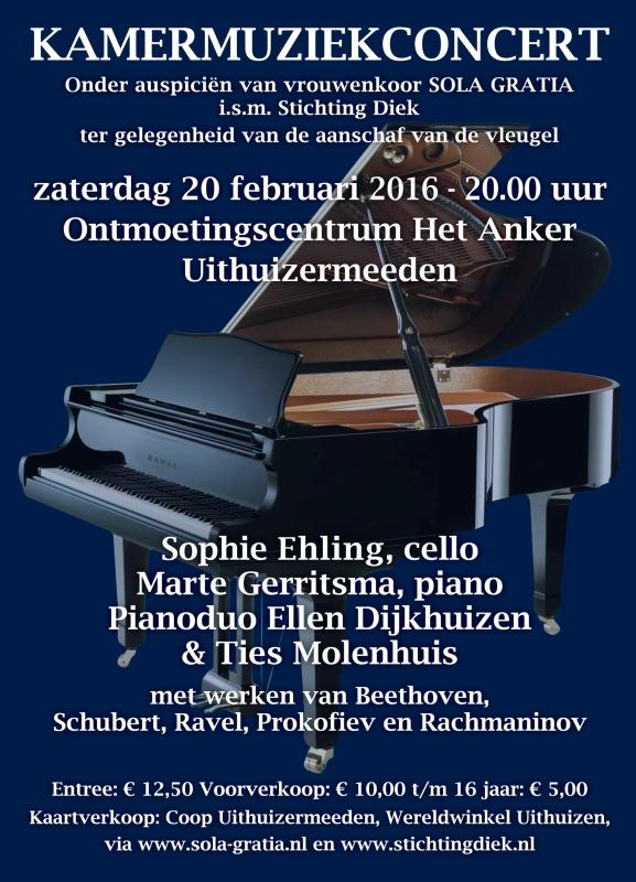 Kamermuziekconcert 20-02-2015